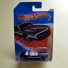1/64 HOT WHEELS - FORD 69 SHELBY GT-500 2011 NEW MODELS
