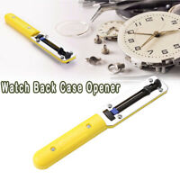 Watch Back Case Opener Battery Cover Remover Opener Screw Wrench Repair Tool