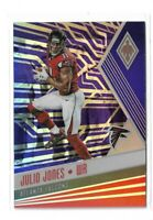 Julio Jones Atlanta Falcons 2017 Panini Phoenix Lot Purple/Orange /149 &/99