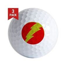 3-Ball Taylor Made Gift Pack (Flash Bolt Superhero Logo) Golf Ball - Golf Balls
