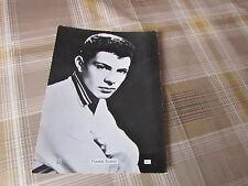 Frankie AVALON 1960's / 60's Star Pics B & W Publicity / Fan Photo SP273