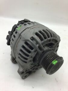 AUDI A4 8E, B7 Lichtmaschine 0124525092 Generator 2.0 TDI Diesel 140PS