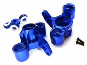 Integy Aluminum Billet Machined Steering Knuckles for Arrma 1/8 Kraton 6S BLX