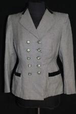 Cappotti e giacche vintage da donna neri dal Regno Unito
