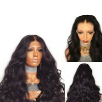 Brazilian Remy Human Hair Body Wave Lace Front Human Hair Wigs With Baby Ha Y5B6