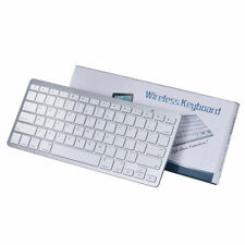 Bluetooth teclado QWERTY ICOO q7 mtk8382 Quad Core 7 Keyboard x5 Perl blanco
