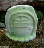 """Free standing fairy door mold with base 5"""" x 5"""""""