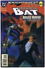 1993 Batman Shadow Of The Bat 21 Bruce Wayne The Hood Pt.1 DC Comic Book
