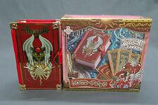 Cardcaptor Sakura Clow Card Book Takara Tomy Japan NEW (WITH KEROBEROS VOICE)