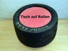Reifen Tisch Glasplatte Rennsport wheel coffee table office cave motor racing