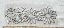 New nesting daisies # 1 flowers metal cutting Die card making dies scrapbooking