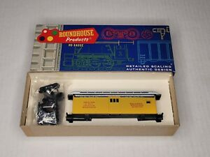 Roundhouse HO Scale Overton Baggage D &R.G. (Silverton) #3747