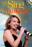 SING WITH KYLIE MINOGUE Guitar Keyboard Vocal Sheet Music Book & CD Shop Soiled