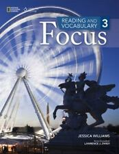 Reading and Vocabulary Focus: Reading and Vocabulary Focus by Jessica...