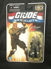 G.I. JOE Resolute FIRST SERGEANT DUKE NEW 2008