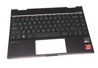 HP ENVY 13-AG SERIES LAPTOP PALMREST & BACKLIT KEYBOARD L19586-031 (PL267) A