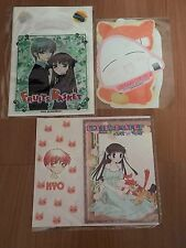 Hana to Yume Furoku Manga Lot Fruits Basket Cd Bags Notebook Letter Sets