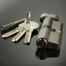 Hold Hand Locks Lock Cylinder 70mm Brass Lock Core Practice Lock