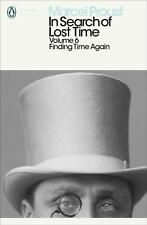 In Search of Lost Time: Finding Time Again by Marcel Proust (English) Paperback
