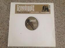 "Gravediggaz - The Night the Earth Cried 12"" Vinyl Single 1997"
