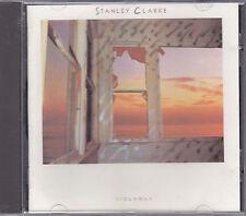 STANLEY CLARKE - hideaway CD