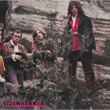 Steamhammer - S/T Debut CD - NEW Blues Rock Album