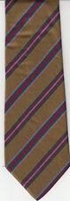 Fendi-[If New $350]-Authentic-100% Silk Tie -Made In Italy-F37- Men's Tie