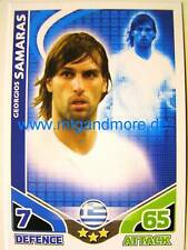Match ATTAX World Stars-Georgios Samaras