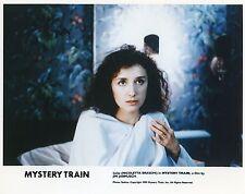 NICOLETTA BRASCHI MYSTERY TRAIN 1989 VINTAGE PHOTO ORIGINAL N°5  JIM JARMUSCH