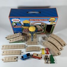 Thomas & Friends Wooden Railway Water Tower Figure 8 Set, 2009 Learning Curve
