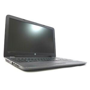"HP 250 G5 15.6"" Laptop Core i3-5005U @ 2.00GHz 4GB DDR3 500GB HDD - No Battery"