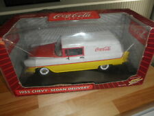1955 Chevy Sedan Delivery -  diecast 1:18 scale in exc. condition, retired
