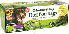Dog Poo Bags, Eco Friendly Bags, 100 bags