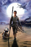 Posters USA - Star Wars Episode VII The Force Awakens Poster Glossy - FIL341