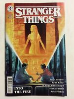 Stranger Things Into The Fire #1 & #2  (Of 4)