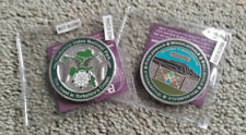 Yorkshire Dales National Park trackable geocoin for geocaching