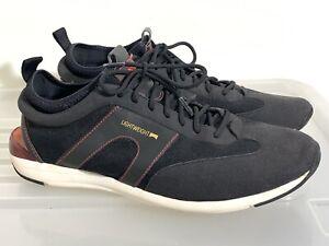 Mens CAMPER Waterunner Lightweight Black Sneakers Size 43 #15932
