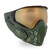 Nouveau Exalt Paintball Carbone série masque goggle case V3 ** Livraison Gratuite **