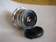 INDUSTAR-26M 52 mm f/2,8 Lens M39 for Rangefinder Camera