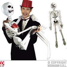 New Inflatable Decoration Skeleton 183 cm Halloween Party Prop Accessory