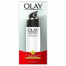 Olay Regenerist Advanced Anti-Aging Moisturizing Lotion SPF15 2.5oz Exp- 08/2020