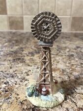 Vintage 1997 Liberty Falls Farmer Wilson's Windmill #Ah145