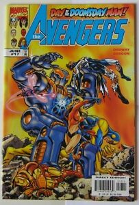 1999 The Avengers vol 3 #17 Excellent Condition (MARVEL)