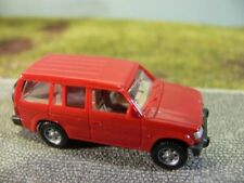 1/87 Wiking Mitsubishi Pajero rot