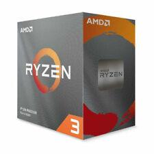 AMD Ryzen 3 3300X Desktop Processor (4.3 GHz, 4 Cores, Socket AM4) Boxed - 100-100000159BOX
