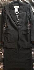 Plein Sud-Women's Designer Black 2pc Suit made in france