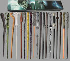 Harry Potter Hermione Dumbledore Voldemort  Boxed Magic Wand Collection Cosplay