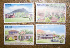 Nevis 1985 #280-283 Tourism, Hotels, MNH Mint Never Hinged Set of 4 Stamps