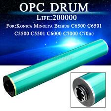 More details for opc drum new for konica minolta bizhub c5500 c5501 c6500 c6501 c6000 c7000