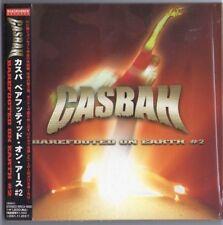 CASBAH Barefooted on earth 2 cd JPN + OBI
